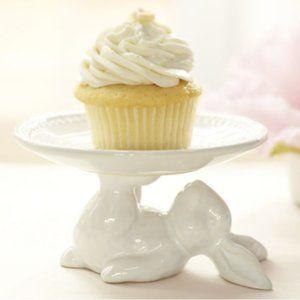 Pottery Barn Bunny Cupcake Stand